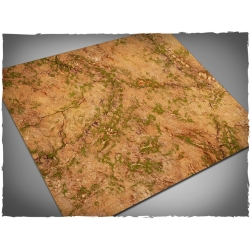 44in x 60in, Realm of Beasts Themed PVC Games Mat