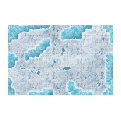 Caverns of Ice Encounter Map