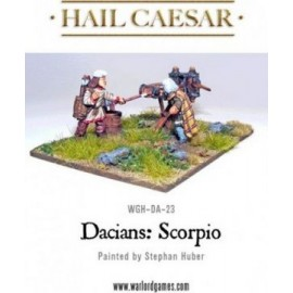 Dacian Scorpion