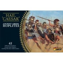 Ancient Greek Hoplites