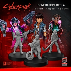 Generation Red A