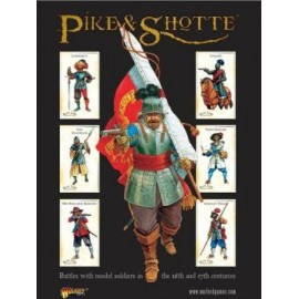 Pike and Shotte Rulebook