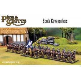 Pike&Shotte Covenanter Infantry (40)