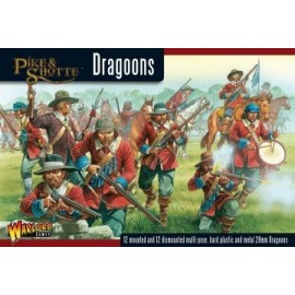 Pike&Shotte Dragoons (24) 12 ft. 12 mtd
