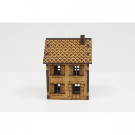 Small Country House - 15mm