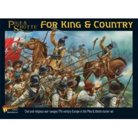 Pike and Shotte: For King and Country Starter Set