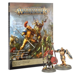 Getting Started with Age of Sigmar - Spanish