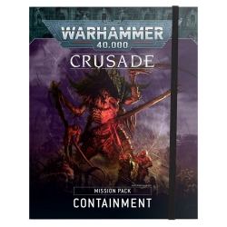 Crusade Mission Pack: Containment - English