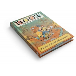 Root: The Roleplaying Game Core Book