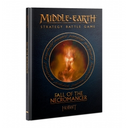 Middle-earth Strategy Battle Game: Fall of the Necromancer Hardback - English
