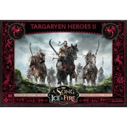 A Song of Ice and Fire: Targaryen Heroes Set 2