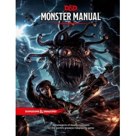 Dungeons and Dragons: Monster Manual 5