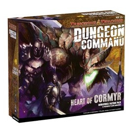 Dungeons and Dragons - Dungeon Command : Heart of Cormyr