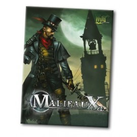 Malifaux 2nd Edition Rulebook