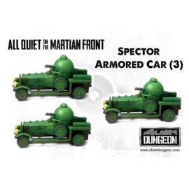BEF Spector Armored Cars (3 Vehicles)
