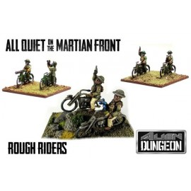 US Rough Riders (6 figs)