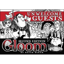 Unwelcome Guests 2nd Edition: Gloom Expansion