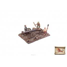 Cossack Medium Artillery - Quarta Colubrine 5 pdr