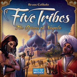 Five Tribes - Core Game