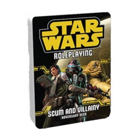Star Wars Adversary Deck: Scum and Villainy