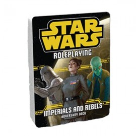 Star Wars Adversary Deck: Imperials and Rebels
