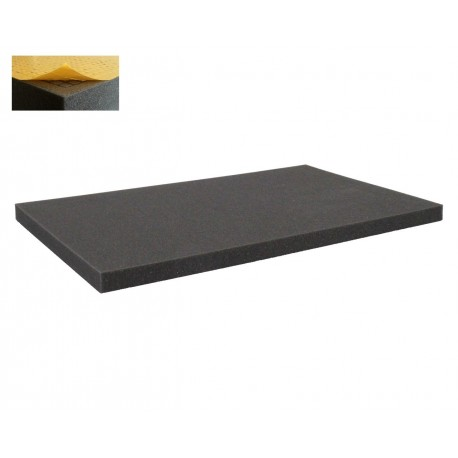 25mm (1,0 Inch) Figure Foam Tray double-size Raster self-adhesive