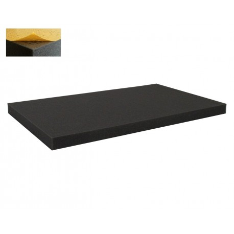 30mm (1,2 Inch) Figure Foam Tray double-size Raster self-adhesive