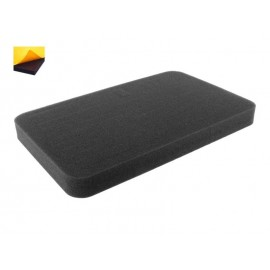 25mm (1 Inch) Figure Foam Tray half-size Raster self-adhesive