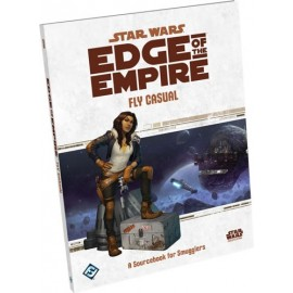 Star Wars RPG: Edge of the Empire Fly Casual Sourcebook