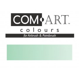 Com-Art Transparent Emerald Green 1oz(28ml)