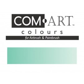 Com-Art Transparent Kelly Green 1oz(28ml)