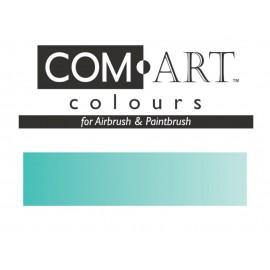 Com-Art Transparent Viridian 1oz (28 ml)