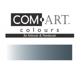 Com-Art Blue Grey Smoke 1oz (28ml)
