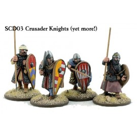Crusader Knights on Foot Hearthguards