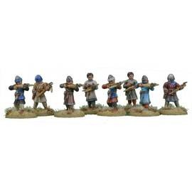 Crusader Sergeants with Crossbows Warriors