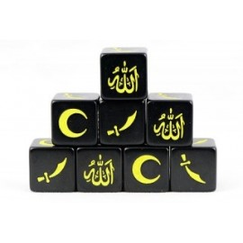 Crescent and the Cross Islamic Faction Dice