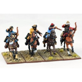Mounted Ghulams with Bows Hearthguards