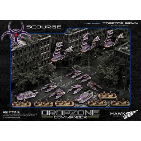 The Scourge Plastic Starter Set