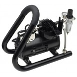 Iwata Studio Series Smart Jet Plus Handle-Tank compressor