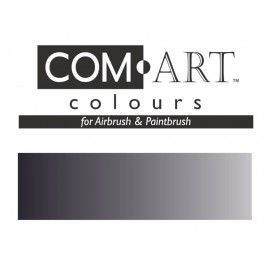 Com-Art Opaque Black 4oz (112 ml)