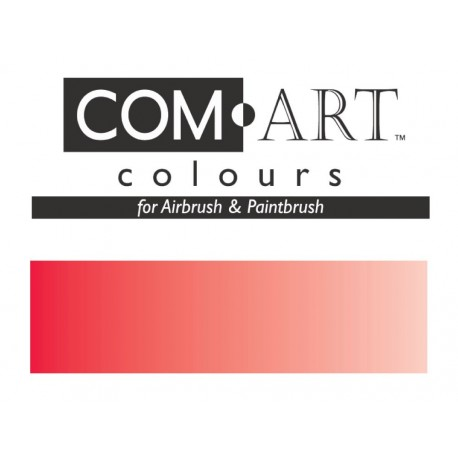 Com-Art Opaque Toluedene Red 1oz (28 ml)