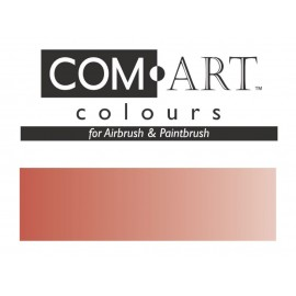 Com-Art Opaque Red Oxide 1oz (28 ml)