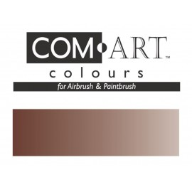 Com-Art Opaque Burnt Umber 1oz (28 ml)