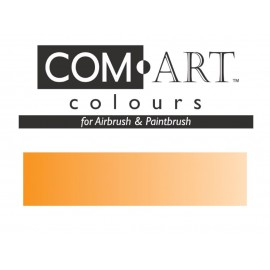 Com-Art Opaque Bright Orange 1oz (28 ml)