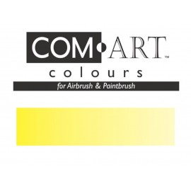 Com-Art Opaque Citron Yellow 1oz (28 ml)