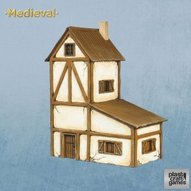 Two-Storey Medieval House
