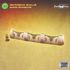 Defensive Walls