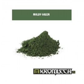 Moldy Green Weathering Powder