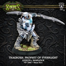 Thagrosh Prophet Of Everblight Legion Warlock