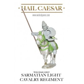 Sarmatian Light Cavalry (3)